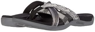 Merrell District Kalbury Web Thong (Black) Women's Shoes