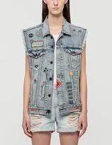 Levi's Unisex May Celebration Trucker Vest