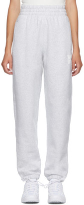 alexanderwang.t Grey Terry Foundation Lounge Pants
