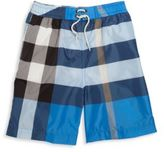 Burberry Little Boy's Jeffries Swim Trunks
