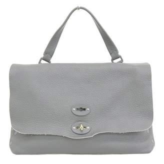 Zanellato Grey Leather Handbags