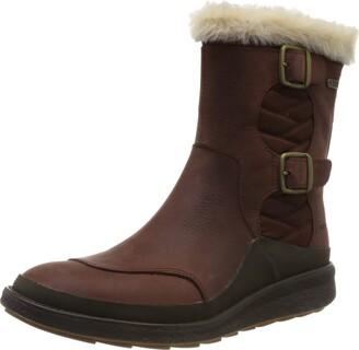 Merrell Women's Tremblant Ezra Zip Polar Waterproof High Boots