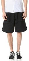 Y-3 Space Track Shorts