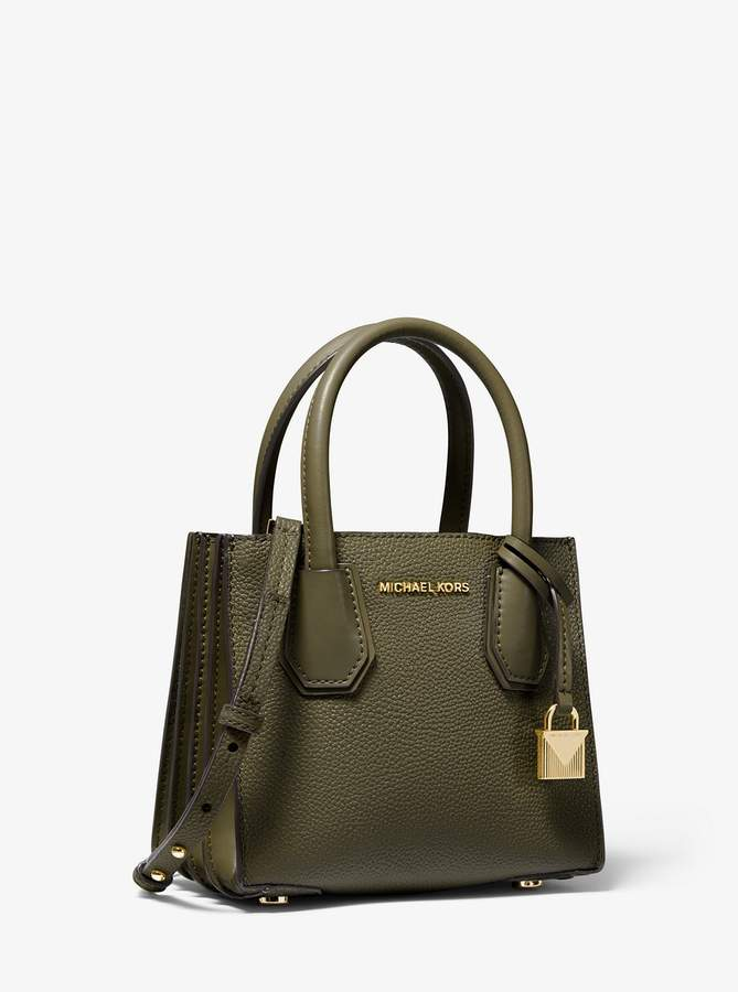 cd7f02e19dc6cf MICHAEL Michael Kors Green Shoulder Bags - ShopStyle