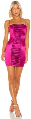 Nookie Tease Satin Mini Dress