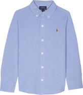 Ralph Lauren Knitted Oxford shirt 2-7 years