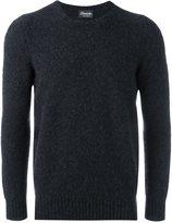 Drumohr classic crew neck sweater