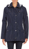 Barbour Trevose Zip-Front Rain Coat