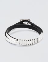 McQ by Alexander McQueen Bullets Mini Wrap Bracelet