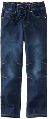 L.L. Bean Boys' L.L.Bean Pull-On Stretch Jeans