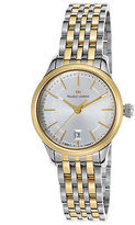 Maurice Lacroix LC1113-PVY13-130 Women's Les Classiques SS and Gold-Tone SS