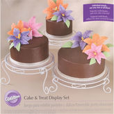 JCPenney Wilton Brands 15-pc. Cake and Treat Display Set