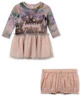 Stella McCartney pink primrose dress