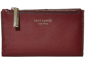 Kate Spade Sylvia Small Slim Bifold Wallet