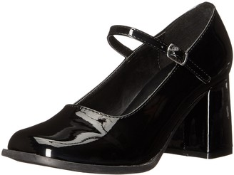 Ellie Shoes Womens Mary Jane Shoes with 3 Inch Heel sz. 6