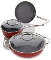 Curtis Stone Dura-Pan Nonstick 5-piece Essentials Cookware Set