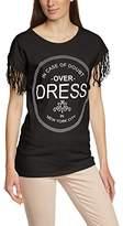 Madonna Women's MARISSA T-Shirt,(Manufacturer size: L)