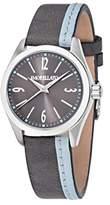 Morellato Women's Quartz Watch with positioning and Llipo Analog Quartz Leather R0151132504