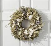 Pottery Barn Live Ocean Breeze Wreath