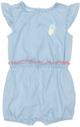 Billieblush Light Denim Overalls