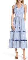 Maggy London Women's Woven Cotton Dress