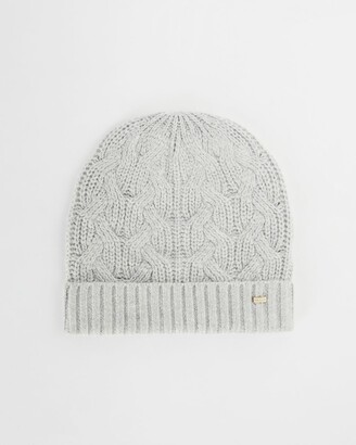 Ted Baker Cable Knit Hat