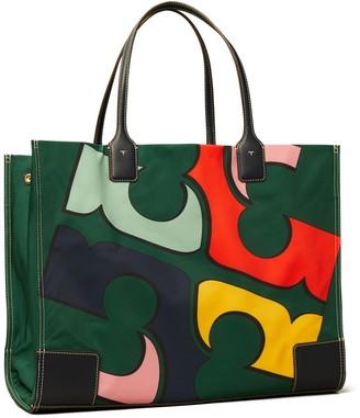Tory Burch Ella Printed Tote Bag
