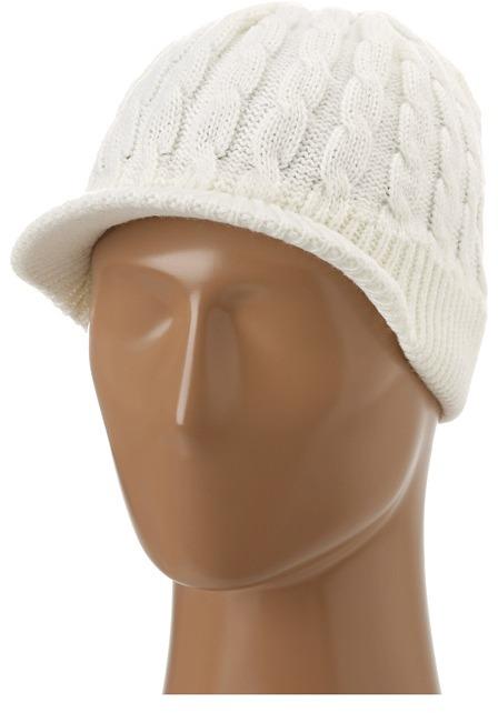 Roxy Neverending Story Beanie (Bright White) - Hats