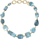 Irene Neuwirth JEWELRY Mixed Shape Fine Aquamarine Bracelet