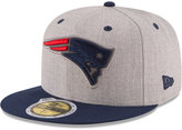 New Era New England Patriots Total Reflective 59FIFTY Cap