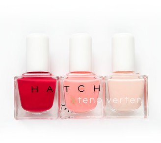 Hatch x TENOVERTEN Nail Polish Trio