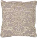 Aura Louis Velvet Throw Pillow