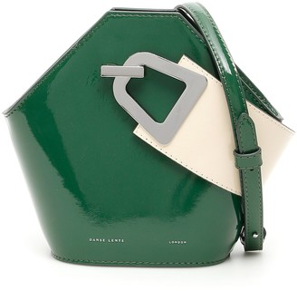 Danse Lente Mini Johnny Patent Bucket Bag
