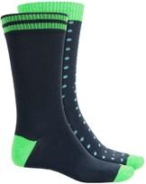Esprit Dress Fashion Socks - 2-Pack, Crew (For Men)