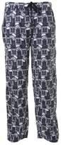Star Wars Mens Starwars Stormtrooper Print Cotton Lounge Pants Sizes S,M,L,XL
