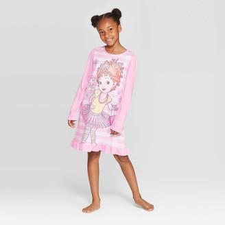 Girls' Fancy Nancy Dorm Nightgown -