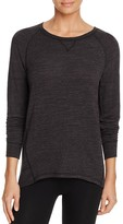PJ Salvage French Terry Long Sleeve Top