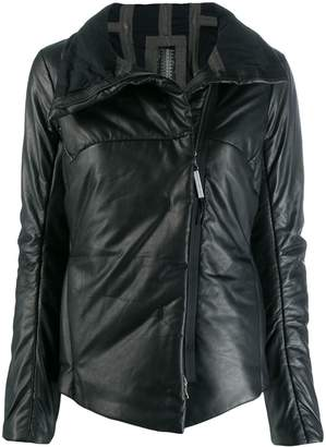 Isaac Sellam Experience back zip down jacket