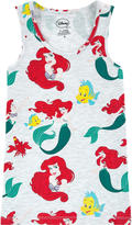 Little Eleven Paris Ariel little mermaid tank top