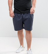 French Connection PLUS Cotton Draw String Shorts