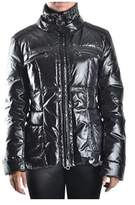 Geospirit Women's Black Polyamide Down Jacket.