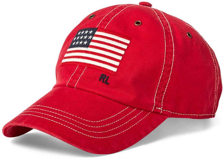 81934f5cf52f9 Polo Ralph Lauren Baseball Cap - ShopStyle