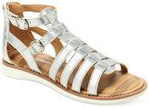 Hanna Andersson Girls' Vera Gladiator Sandals