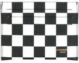 Givenchy chessboard cardholder
