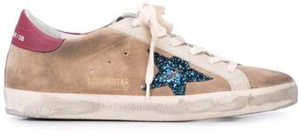 Golden Goose Superstar low-rise sneakers