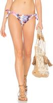 Rococo Sand Mexico Color Side Tie Bikini Bottom