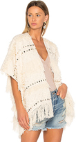 Ulla Johnson Bennie Wrap in Cream.