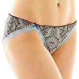 JCPenney Cosmopolitan Lace Bikini Panties