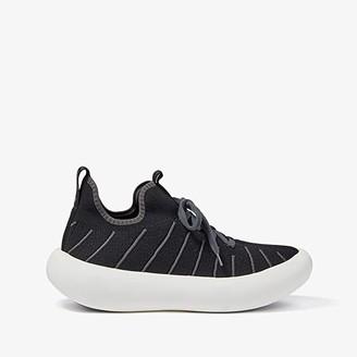 Marni Knit Lined Tube Sole Sneaker (Black) Men's Shoes