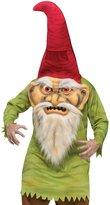 Fun World Costumes Big Head Evil Gnome Costume - Mens